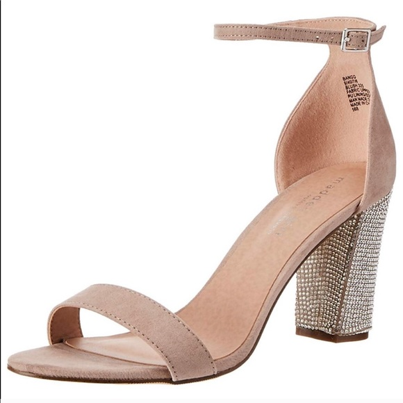 Madden Girl Block Heel Sandals